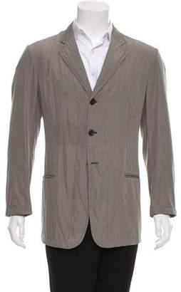 Armani Collezioni Lightweight Notch-Lapel Jacket