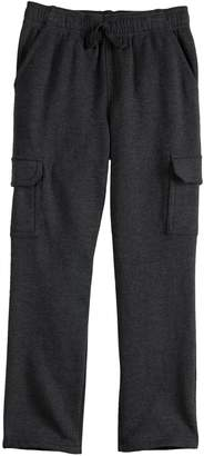 Boys 4-12 Jumping Beans Fleece Cargo Pants