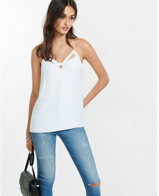 Express cut-out barcelona cami $39.90 thestylecure.com