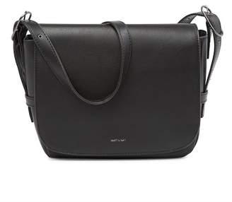 Matt & Nat Nebula Saddle Vegan Leather Crossbody Bag