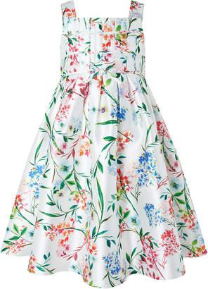 Monsoon Gardenia Floral Dress