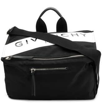 Givenchy logo box messenger bag