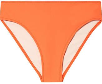 Solid & Striped The Quincy Bikini Briefs - Papaya