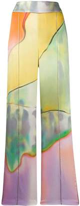 Peter Pilotto TR11AW19 ABSTRACT PASTEL