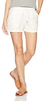 Max Studio Women's Linen Short