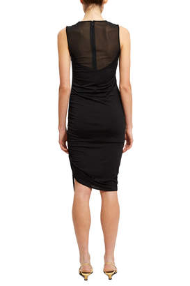 Opening Ceremony Ruched Jersey Dress