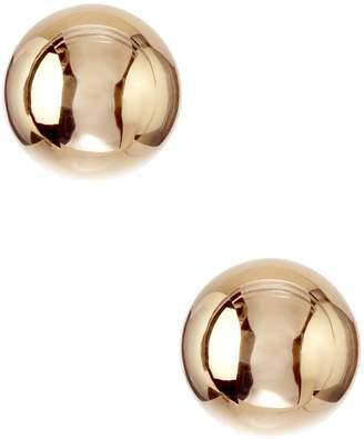 Candela 14K Yellow Gold Stud Earrings