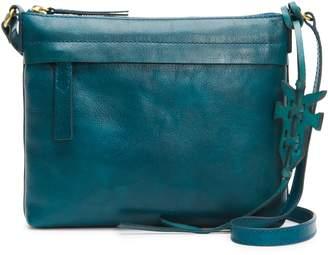 Frye Carson Leather Crossbody Bag