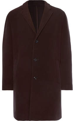 Altea Herringbone Wool-Blend Coat