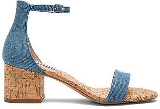 Steve Madden Irenee C Sandals in Blue $80 thestylecure.com