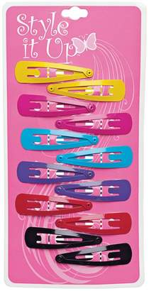 Snap Clips Style It Up Children's Color