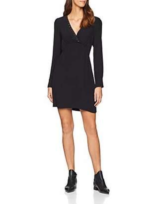 Berenice Women's Yvette Party Dress, Black