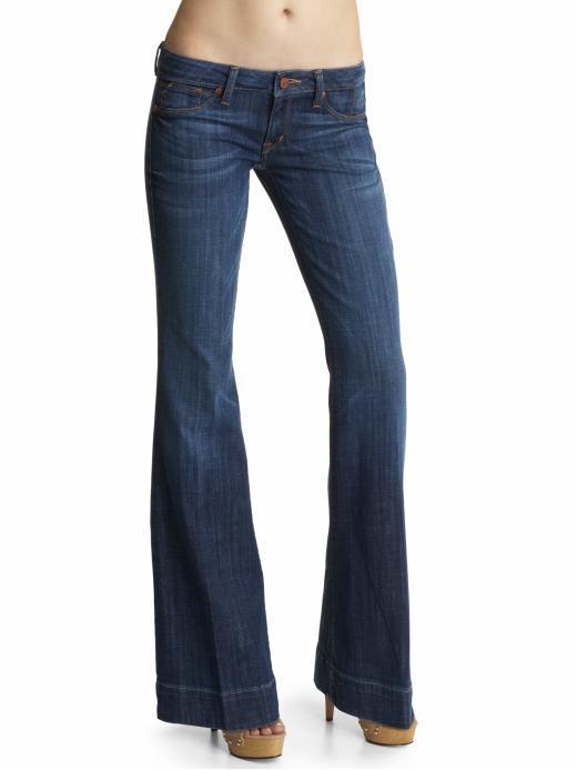 Sold High Heel Bell Jeans