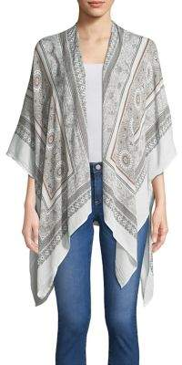 Collection 18 Floral Border Coverup