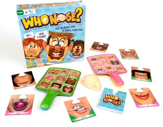 GUESS Outset Media Who Nose?: The Hilarious Race To Your Face Game