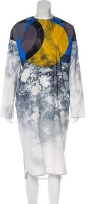 Marni Midi Sheath Dress w/ Tags