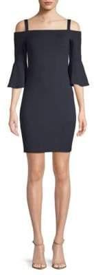 Susana Monaco Eleanora Cold-Shoulder Dress