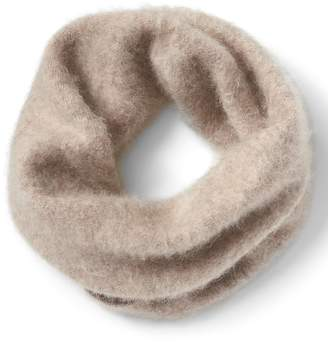 Banana Republic Brushed Cashmere Snood Scarf