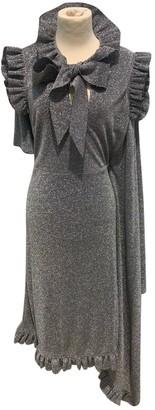 Vetements Grey Synthetic Dresses