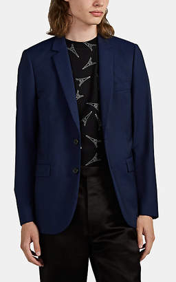 Paul Smith Men's Wool-Mohair Two-Button Sportcoat - Royal Blue
