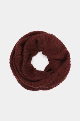 Ardene Shaker Knit Infinity Scarf