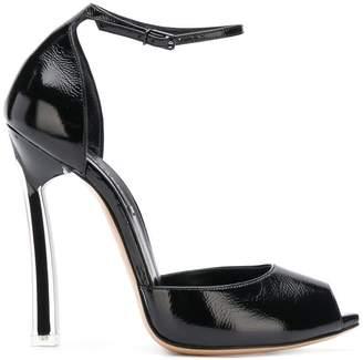 Casadei ankle strap pumps