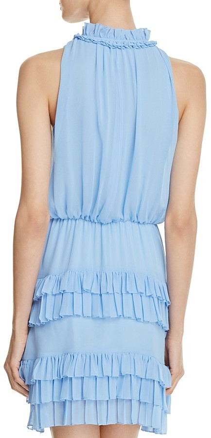 Sandro Bluebird Ruffle Dress - 100% Exclusive 3