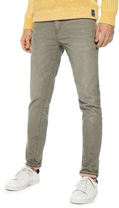 Scotch & Soda Ralston Slim Fit Jeans in Military Green