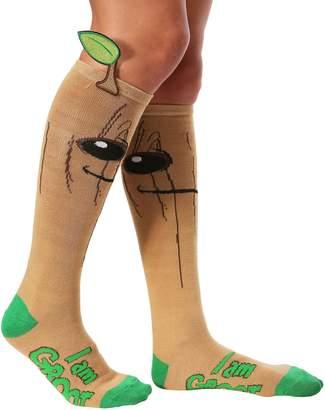 Bioworld Guardians of the Galaxy I Am Groot Knee High Socks Standard