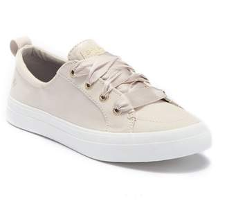 Sperry Crest Vibe Satin Lace Up Sneaker