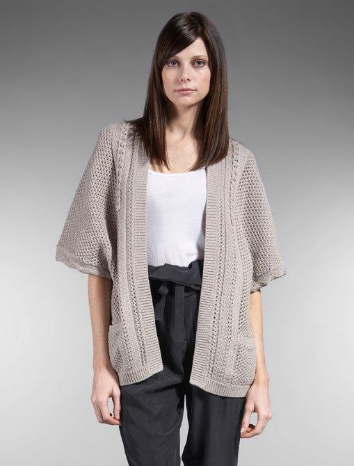 IRO Perle Gali Short Sleeve Knit