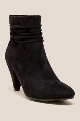 Laundry by Shelli Segal Cl By CL By Nanda Scrunch Dress Ankle Boot - Black