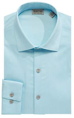 Kenneth Cole Reaction Slim Fit Stretch Dress Shirt