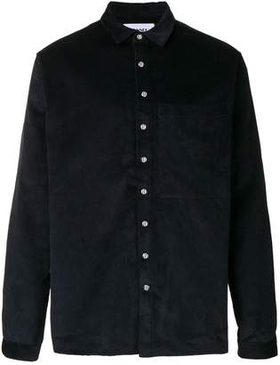 Sunnei classic corduroy shirt