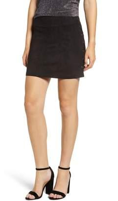 David Lerner Side Lace Skirt