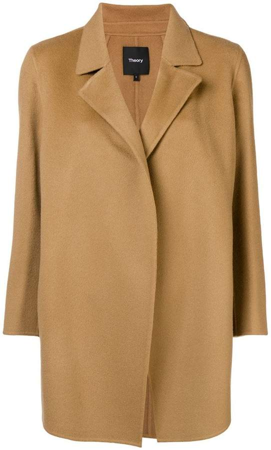 Theory straight fit jacket
