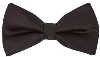Paul Smith Classic Silk Twill Bow Tie - Mens - Black