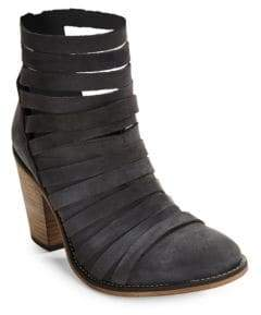 Free People Hybrid Strappy Ankle Boots