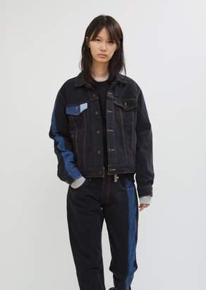 Gosha Rubchinskiy X Levi's Patchwork Jacket