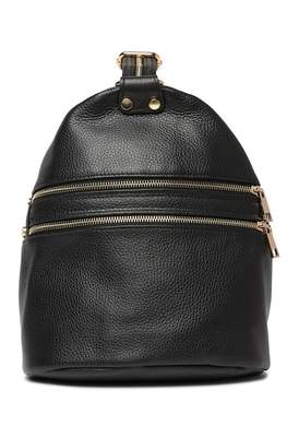 Persaman New York Palmina Leather Mini Sling Backpack