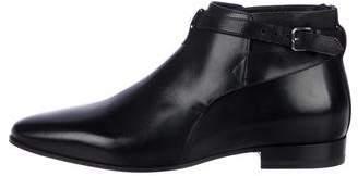 Saint Laurent London 20 Crop Jodhpur Boots w/ Tags