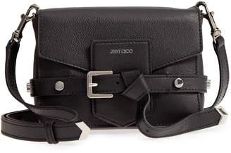 Jimmy Choo Black Leather Crossbody Bags For Women - ShopStyle Canada d8fe5e3ce3cd6