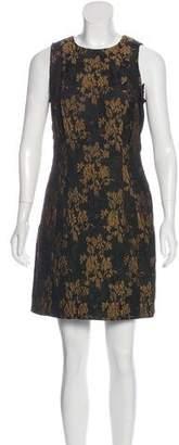 3.1 Phillip Lim Matelassé Sheath Dress