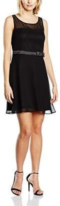 Vera Mont VM Women's Cocktail Sleeveless Dress - Black