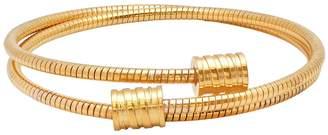Steel By Design Steel by Design Stainless Steel Wire Wrap Bracelet