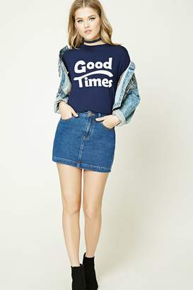 Forever 21 Good Times Tee