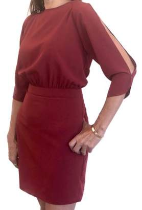 Generic Women's Cold Shoulder Dress