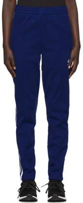 adidas Blue Franz Beckenbauer Track Pants
