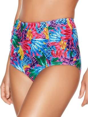 M&Co Tropicana high waist control bikini bottoms