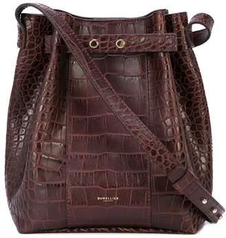 DeMellier structured satchel bag